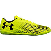 Under Armour Kids' CF Force 3.0 Indoor Soccer Shoes