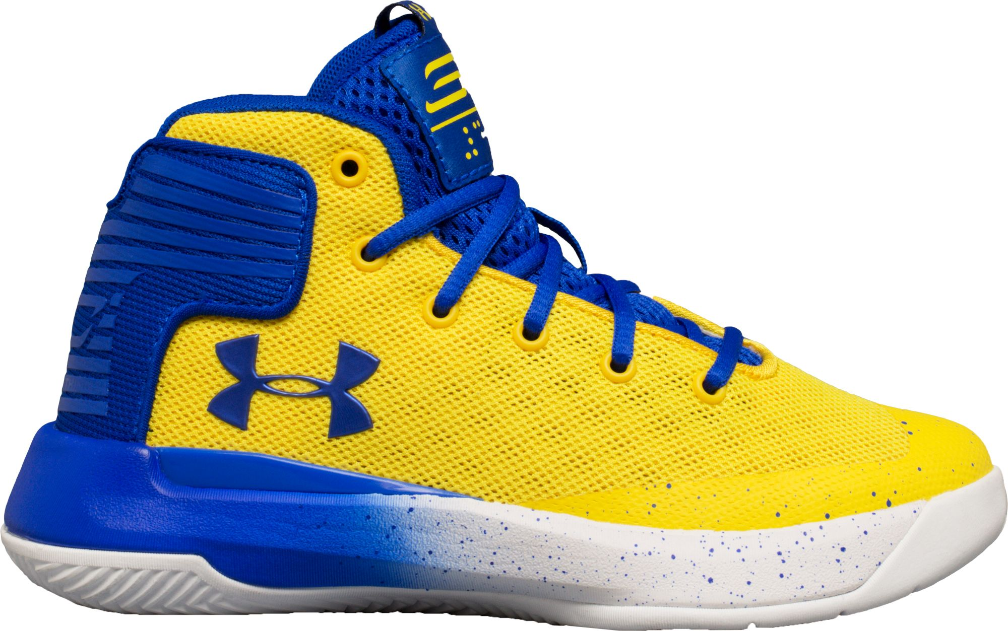 Under Armour Unveils Curry 4