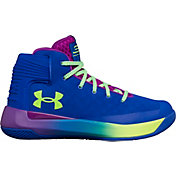 Under Armour Kids' Grade School Curry 3Zer0 Basketball Shoes