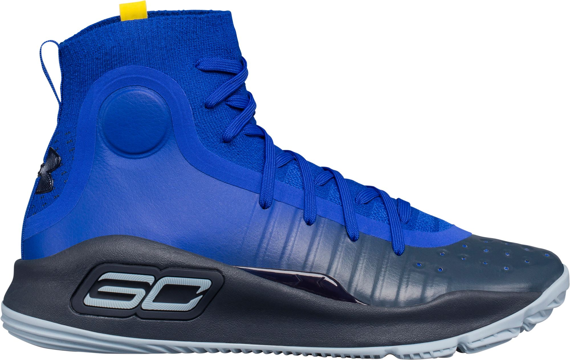 Product Image � Under Armour Kids\u0027 Grade School Curry 4 Basketball Shoes