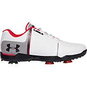 Under Armour Kids' Spieth One Golf Shoes