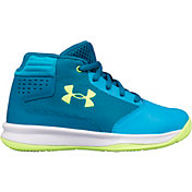 Under Armour Kids' Preschool Jet 2017 Basketball Shoes
