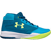 Under Armour Kids' Grade School Jet 2017 Basketball Shoes