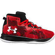 Under Armour Kids' Preschool Lightning 4 Basketball Shoes
