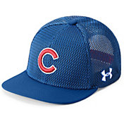Under Armour Youth Chicago Cubs Twist Knit Adjustable Snapback Hat