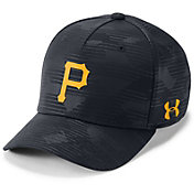 Under Armour Youth Pittsburgh Pirates Storm Adjustable Snapback Hat