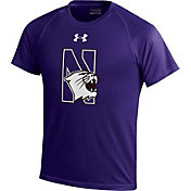 Under Armour Youth Northwestern Wildcats Purple Tech T-Shirt