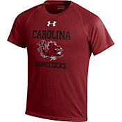 Under Armour Youth South Carolina Gamecocks Garnet Tech T-Shirt