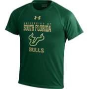 Under Armour Youth South Florida Bulls Green Tech T-Shirt