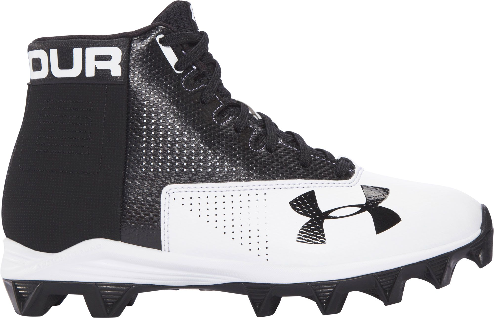 under armour youth football cleats. under armour kids\u0027 renegade mid rm wide football cleats youth dick\u0027s sporting goods
