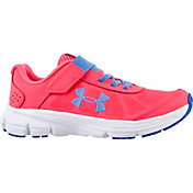 Under Armour Kids' Preschool Rave 2 AC Running Shoes