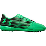 Under Armour Kids' Spotlight Turf Soccer Cleats