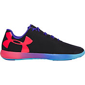 Under Armour Kids' Grade School Street Precision Low Ombre Casual Shoes