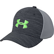 Under Armour Boys' Classic Mesh Golf Hat