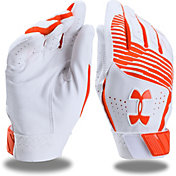 Under Armour Youth Clean Up Batting Gloves 2018