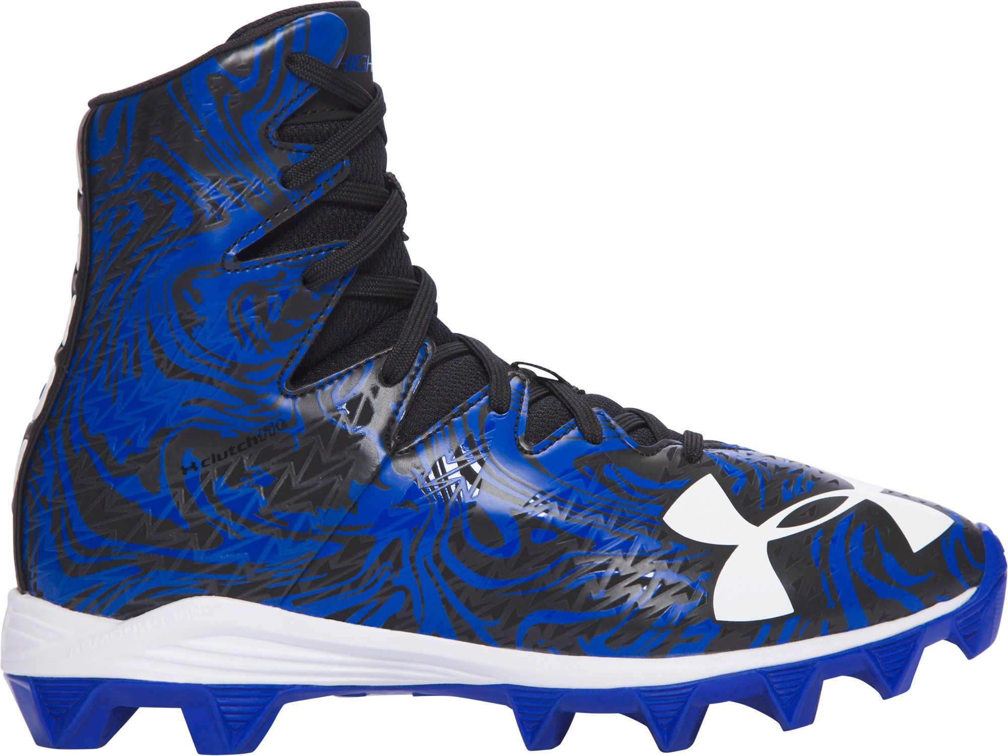 Product Image � Under Armour Kids\u0027 Highlight RM Football Cleats