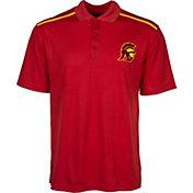 USC Authentic Apparel Men's USC Trojans Cardinal Polo