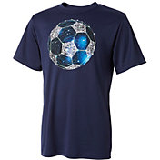 Umbro Boys' Ball Graphic Soccer T-Shirt