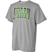 Umbro Boys' Goal Getter Graphic Soccer T-Shirt