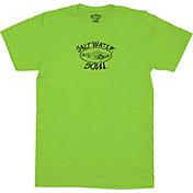 Salt Water Soul Men's Oval Logo T-Shirt