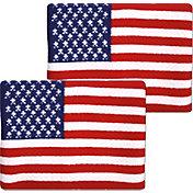 Unique Sports USA Flag Soccer Wristbands