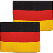 Unique Sports Germany Flag Soccer Wristbands
