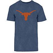 University of Texas Authentic Apparel Men's Texas Longhorns Alta Gracia Silhouette Navy T-Shirt