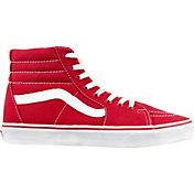 Vans Men's Canvas SK8-Hi Shoes