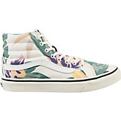 Vans Women's SK8 Hi Slim Floral PRT Shoes