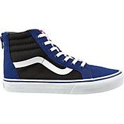 Vans Kids' Grade School Sk8-Hi Zip Shoes