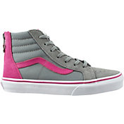 Vans Kids' Grade School Sk8-Hi Zip Shoes