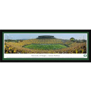 Blakeway Panoramas Oregon Ducks Framed Panorama Poster