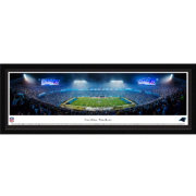 Blakeway Panoramas Carolina Panthers Framed Panorama Poster