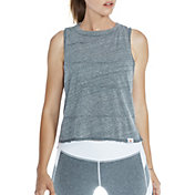 VIMMIA Women's Pacific Pintuck Muscle Tank Top