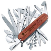 Victorinox Wounded Warrior Project Swisschamp 91mm Swiss Army Knife