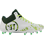 Warrior Men's Burn 9.0 Mid Lacrosse Cleats