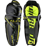 Warrior Senior Alpha QX3 Ice Hockey Shin Guards