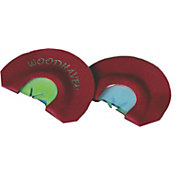 WoodHaven Custom Calls Raspy Red Reactor Turkey Mouth Call
