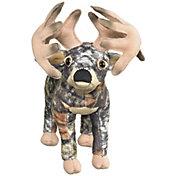 Wildlife Artists Mossy Oak Camo Whitetail Deer Stuffed Animal