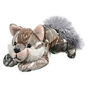 Wildlife Artists Realtree Camo Wolf Stuffed Animal