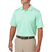 Walter Hagen Men's Geomagnetic Stripe Golf Polo