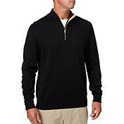Walter Hagen Men's Quarter-Zip Golf Sweater