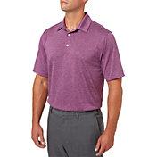 Walter Hagen Men's Stripe Golf Polo