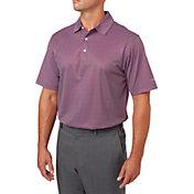 Walter Hagen Men's Essentials Printed Golf Polo