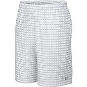 Wilson Boys' Spring Outline 7'' Tennis Shorts