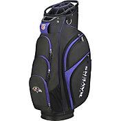 Wilson Baltimore Ravens Cart Golf Bag