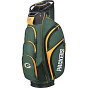 Wilson Green Bay Packers Cart Golf Bag