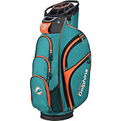Wilson Miami Dolphins Cart Golf Bag