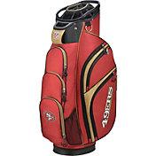 Wilson San Francisco 49ers Cart Golf Bag