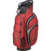 Wilson Tampa Bay Buccaneers Cart Golf Bag
